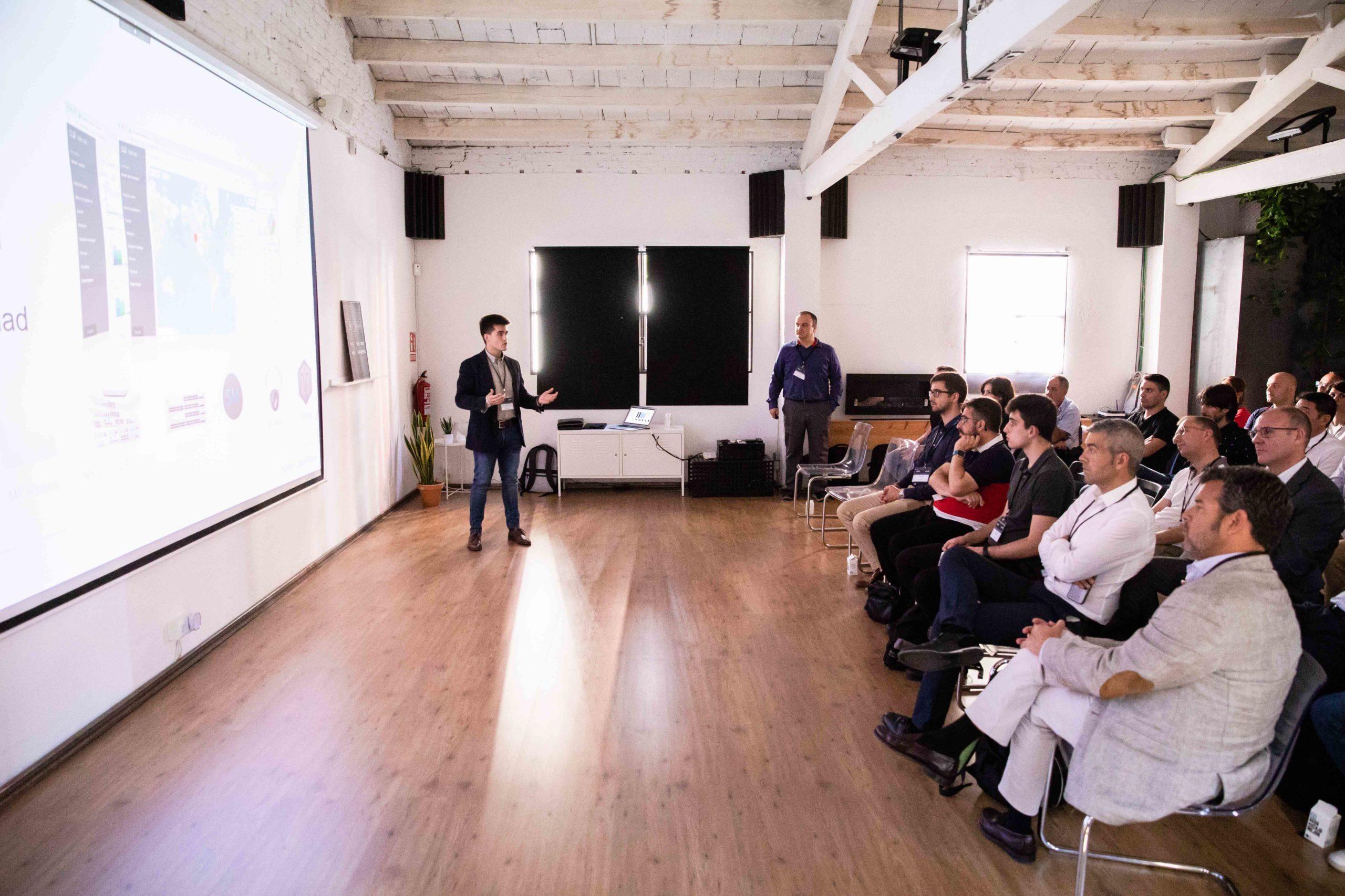 """evento """"Soluciones Cloud y SD-WAN para tu negocio"""""""