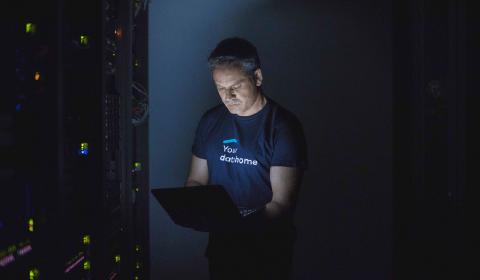 30 años siendo el hogar de tus datos - Adam
