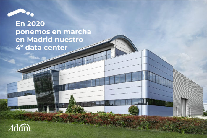 Nuestro 4º data center es ya una realidad